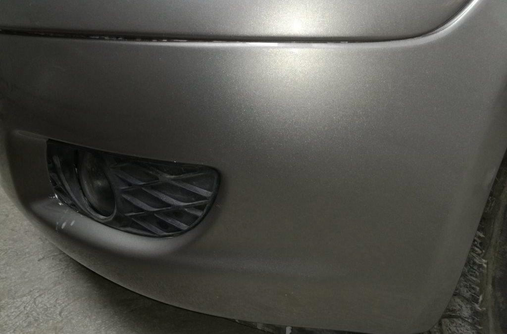 Szara Toyota