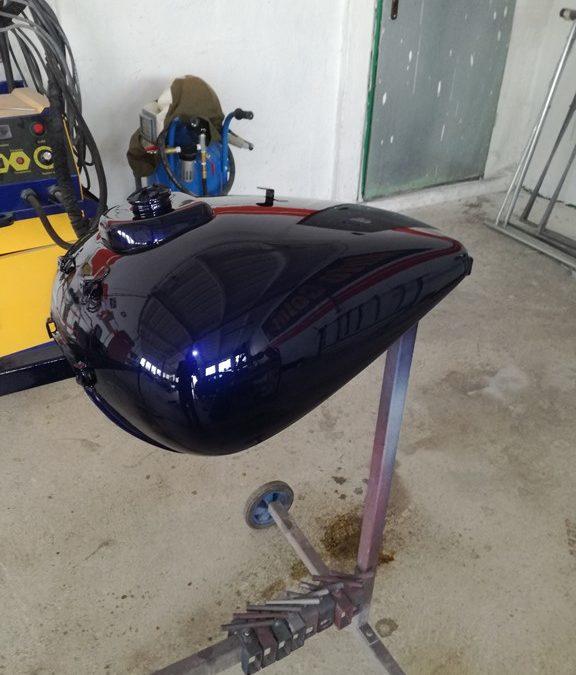 Motocykl Kawasaki
